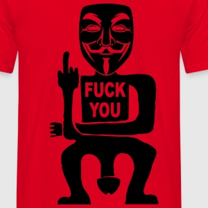 fuck you Hoodies & Sweatshirts - Men's T-Shirt