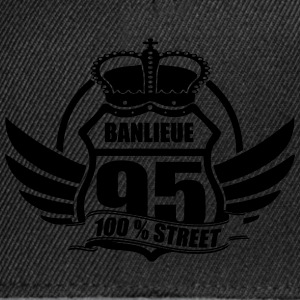 BANLIEUE 95 Tee shirts - Casquette snapback