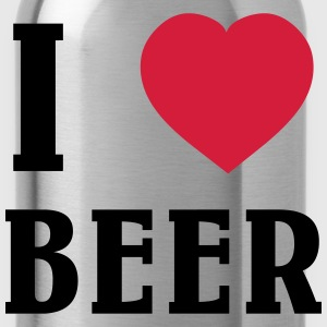 I Love Beer Shirts - Drinkfles