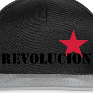Revolucion Tee shirts - Casquette snapback