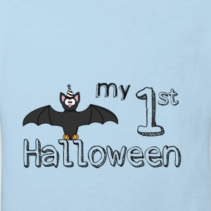 Halloween Fledermaus Pullover & Hoodies - Kinder Bio-T-Shirt
