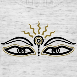 Buddha, third eye, symbol wisdom & enlightenment Hoodies & Sweatshirts - Women's Tank Top by Bella