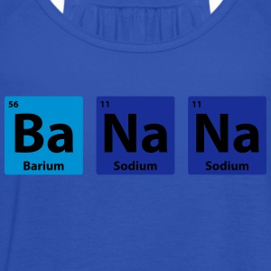 Periodic Table: BaNaNa - Women's Tank Top by Bella