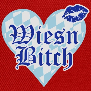 Wiesn Bitch Camisetas - Gorra Snapback