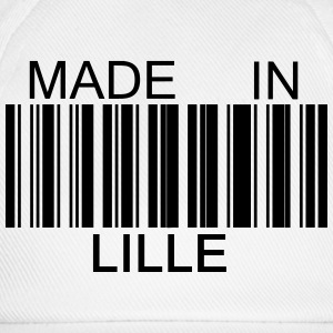 Made in Lille Tee shirts - Casquette classique