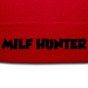 Milf Hunter Tee shirts - Bonnet d'hiver