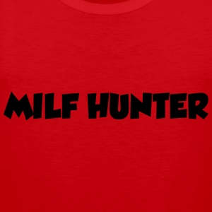 Milf Hunter T-shirts - Mannen Premium tank top