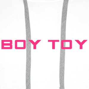 Boy Toy Underwear - Men's Premium Hoodie