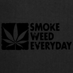 smoke weed everyday boxed Bags & backpacks - Cooking Apron