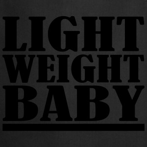 Light Weight Baby Camisetas - Delantal de cocina