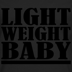 Light Weight Baby T-shirts - Mannen Premium shirt met lange mouwen