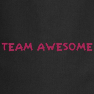 Team Awesome T-skjorter - Kokkeforkle