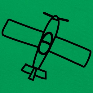 Small Airplane T-shirts - Retro taske