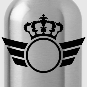 Crown Logo T-Shirts - Water Bottle