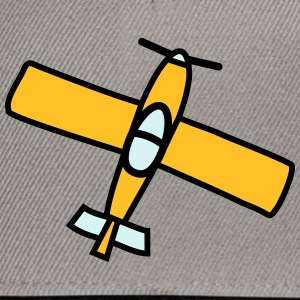 Airplane Design Tee shirts - Casquette snapback