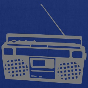 vieux radio cassette 8 Tee shirts - Tote Bag