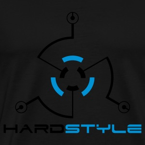 Black Hardstyle Tech 2 Jumpers - Men's Premium T-Shirt
