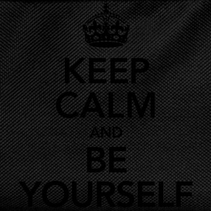 Keep Calm And Be Yourself Tee shirts - Sac à dos Enfant