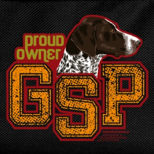 gsp_proud_owner T-Shirts - Kids' Backpack