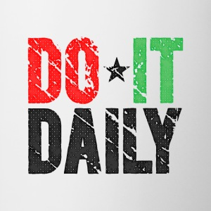 Do It Daily | Washed Out  Gorras y gorros - Taza