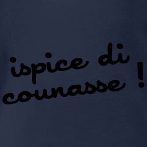 ispice di counasse ! Tee shirts - Body bébé bio manches courtes