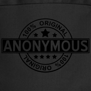 anonymous T-Shirts - Kochschürze