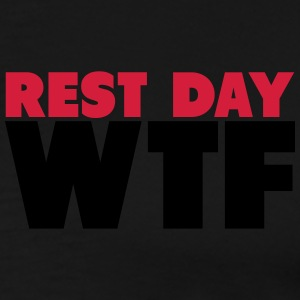 Rest Day WTF Jackets & Vests - Men's Premium T-Shirt