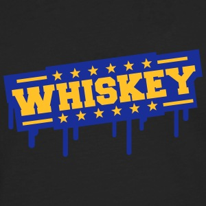 Whiskey Stamp T-Shirts - Men's Premium Longsleeve Shirt