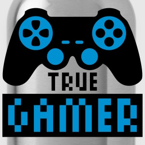 True Gamer T-shirts - Vattenflaska