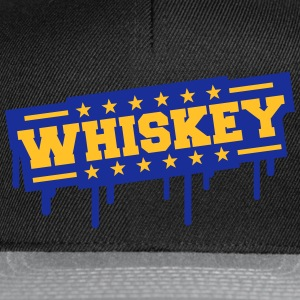 Whiskey Stamp T-skjorter - Snapback-caps