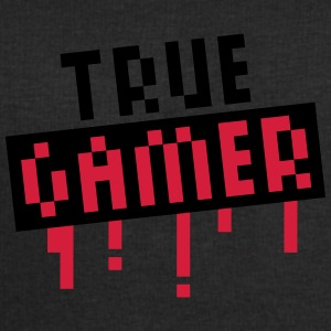 True Gamer Stamp T-skjorter - Sweatshirts for menn fra Stanley & Stella