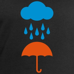 Rain T-Shirts - Men's Sweatshirt by Stanley & Stella