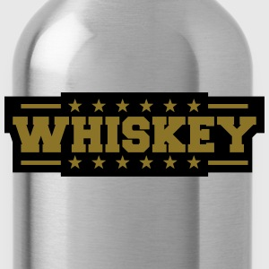 Whiskey T-Shirts - Trinkflasche