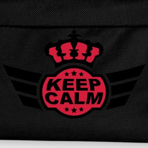 Keep Calm Camisetas - Mochila infantil