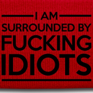 Surrounded By Idiots Gensere - Vinterlue