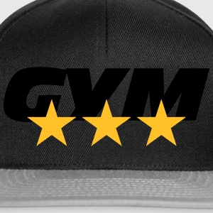 Gym Tee shirts - Casquette snapback