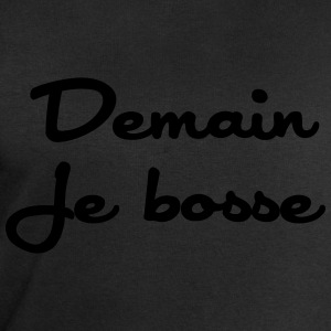 Demain je bosse Tee shirts - Sweat-shirt Homme Stanley & Stella