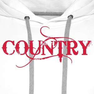 Country T-Shirts - Männer Premium Hoodie