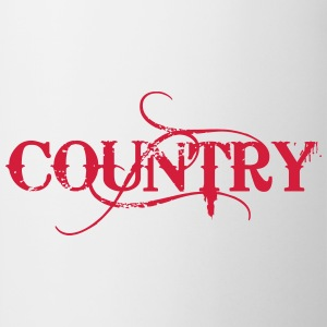 Country T-Shirts - Tasse