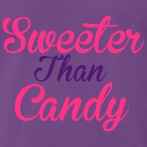 Sweeter Than Candy Hoodies & Sweatshirts - Men's Premium T-Shirt