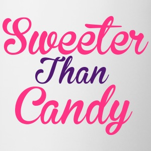 Sweeter Than Candy Sweats - Tasse