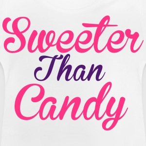 Sweeter Than Candy Hoodies - Baby T-Shirt