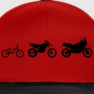 Enduro Cross Evolution Magliette - Snapback Cap
