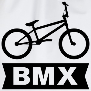 BMX Cross Bike Shirt - Turnbeutel