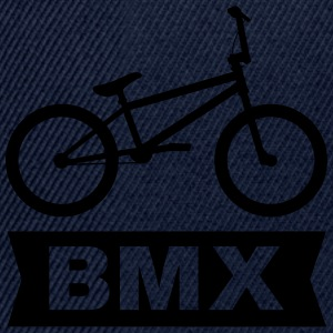 BMX Cross Bike T-shirts - Snapback Cap