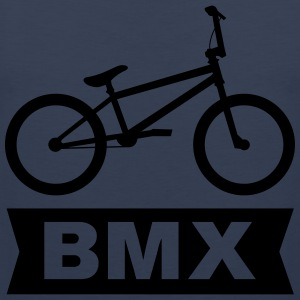 BMX Cross Bike T-shirts - Herre Premium tanktop