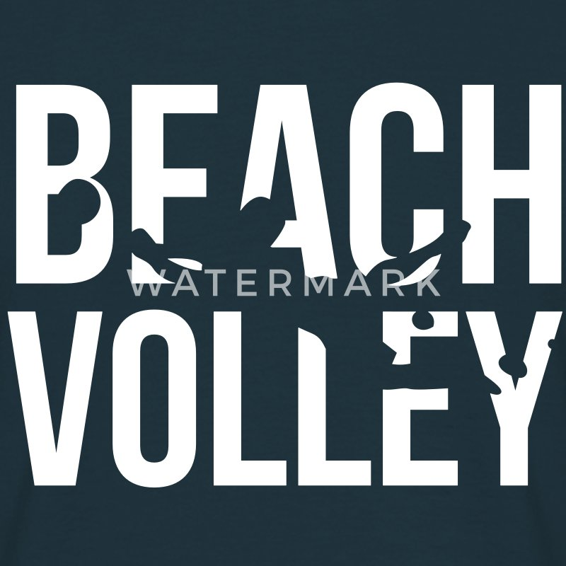 beach volley Tee shirts - T-shirt Homme