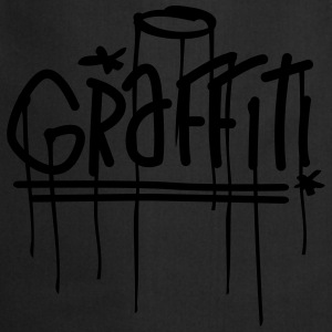 graffiti Tee shirts - Tablier de cuisine