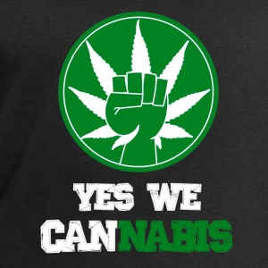 Yes we cannabis Tee shirts - Sweat-shirt Homme Stanley & Stella