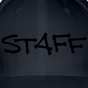 staff en - Flexfit Baseball Cap